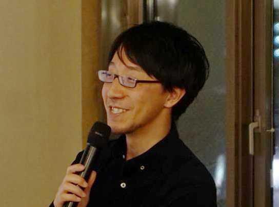 プロジェクトエディター 前田 考歩 氏